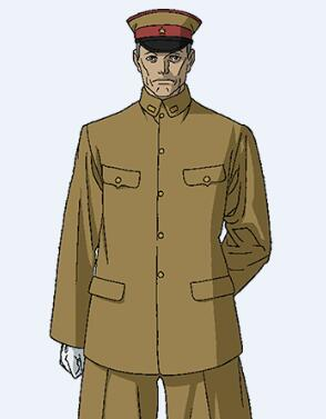 阿久津泰政中将